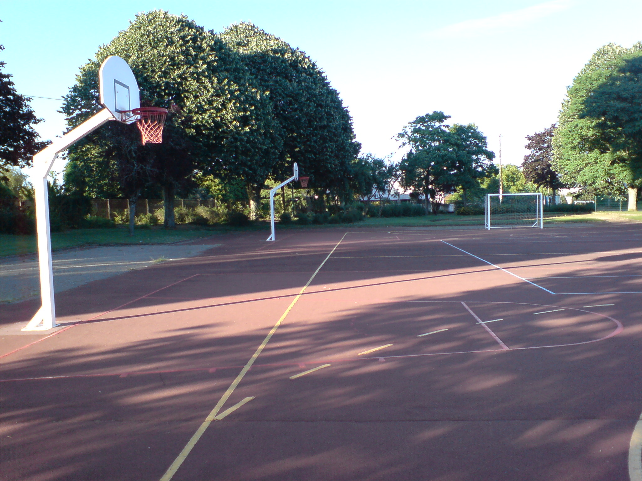 Playground de Penvillers - QUIMPER (29)
